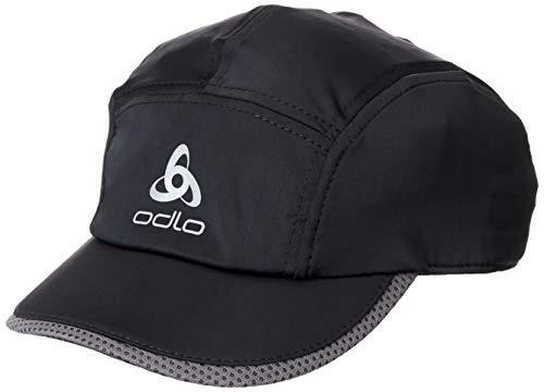 Odlo Erwachsene Cap CERAMICOOL Light Kappe, Black, L/XL