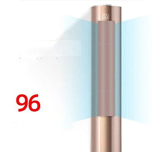TIZJ Aire Acondicionado Deflector de Viento for el Ventilador de la Torre, Anti Directa sopla fría Deflector de Viento diafragma Ajustable Aire Acondicionado Deflector de Aire de admisión