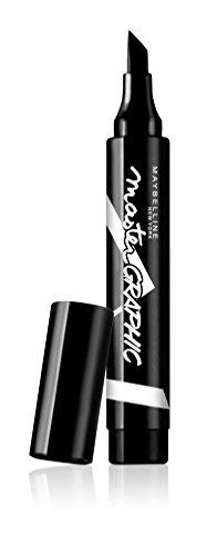 GEMEY MAYBELLINE Eye Studio Master Graphic 01 Eyeliner Bold Black