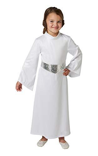 Lucas – ST-630878S – klassiek kostuum prinses Leia M Bruin
