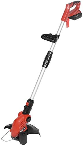 Best Prices! LYYJIAJU Rotary Mowers 30cm Cutting Diameter, Adjustable Handle, Vertical Edge-Cutting ...