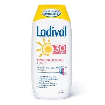 Ladival Empfindliche Haut LSF 30, 200 ml Lotion