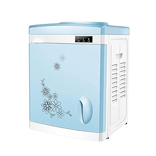 Mini dispensador eléctrico de Agua fría y Caliente Calentador de Agua Multifuncional de Carga Superior para oficinas y Salas de reuniones (Color: B, Tamaño: Tipo frío y Caliente)