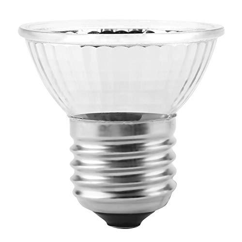 frenma 【𝐎𝐬𝐭𝐞𝐫𝐟ö𝐫𝐝𝐞𝐫𝐮𝐧𝐠𝐬𝐦𝐨𝐧𝐚𝐭】 Vollspektrum-Haustier-Heizlampe, Reptilienlicht, UVB-Widerstandsheizlampe Sonnenlampe für Reptilien-Eidechsen-Aquarium(25W)