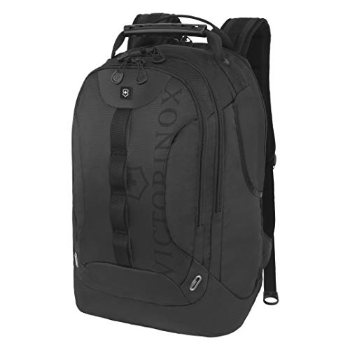 Victorinox Vx Sport Trooper Deluxe - Laptop Rucksack 16 Zoll Laptop Tabletfach Damen/Herren - Schwarz