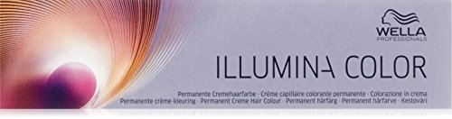 Wella Illumina Haarfarbe 5/ 81 hellbraun perl-asch, 60 ml