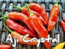 GEOPONICS (25+) Semi Aji cristallo Pepper