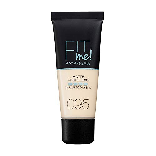 Maybelline FIT ME Matt&Poreless Make-Up