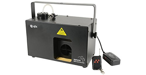 Price comparison product image QTX Zephyr Fog Haze Effect Machine 300W Party Event 5L Fluid & Fragrance DMX FOB