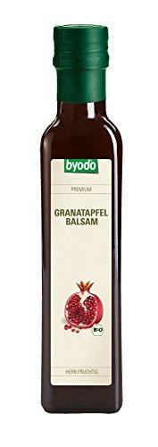 Byodo Granatapfel Balsam, 2er Pack (2 x 250 ml) - Bio