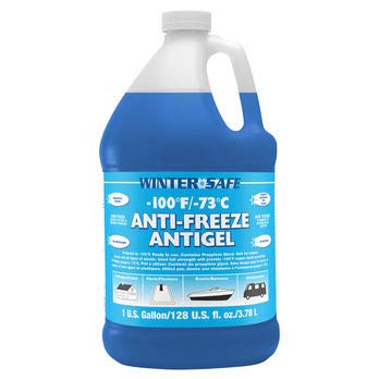 AMRS-31500 * Starbrite Winter Safe Non-Toxic Anti-Freeze, 100F 1 Gallon (Shipping Restrictions: Ground Only To Contiguous 48 States)