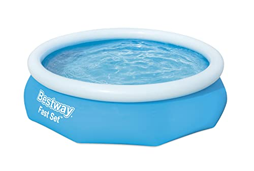 "Fast Set 10' x 30"" Above Ground Pool Set, Blue"
