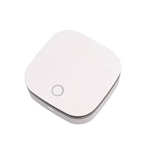 KTSWP Refrigerador Desodorante Mini Absorbente de Olor Eliminador de Olor Purificador de Aire Absorbe y Elimina olores del frigorífico