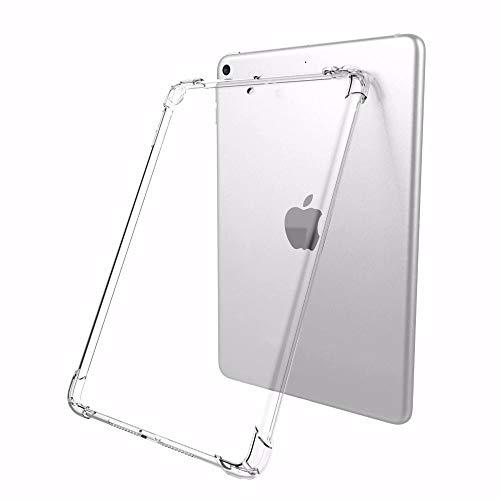 YHWW Funda de Tableta Clear Drop Resistance Silicon Cover for Apple iPad 2 3 4 9.7 2017 2018 Air 1 2 5 6 Pro 9.7 11 10.5 12.9 Mini 2 3 4 5 10.2 Case,For iPad Air 1