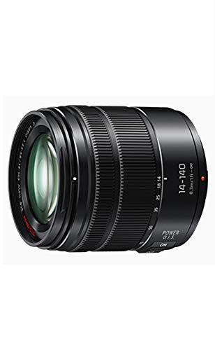 LUMIX Panasonic high Magnification Zoom Lens Micro Four Thirds G Vario / 14-140mm / F3.5-5.6IIASPH. / Power O.I.S. Black H-FSA14140