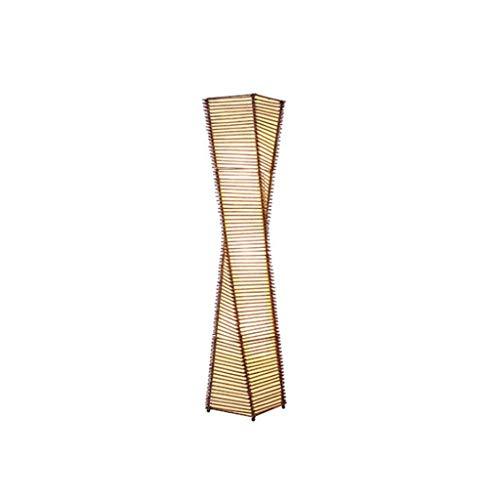 Moderne chinesische stil südostasiatischen stil pastoralen japanischen stil wohnzimmer studie schlafzimmer hotel bambus kunst stehlampe