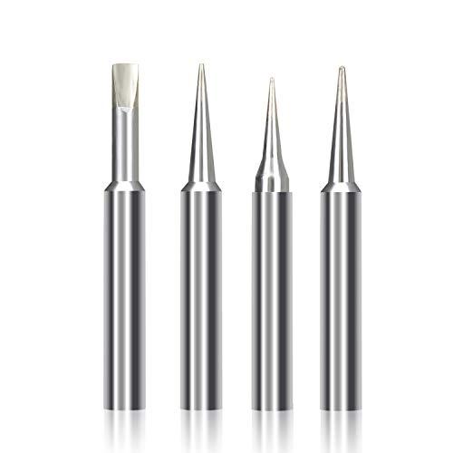 4pcs Soldering Tips for Weller ST Tips ST7 Soldering iron tip For WELLER WLC100 WP25 WP30 WP35/SP40L,SP40N