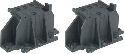 Hager Isolierstück, universN UZ00Z5 (VE2) erhöht Montagezubehör (Schaltschrank) 3250616366206