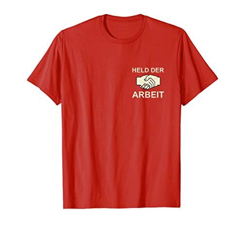 Held Der Arbeit Orden Abzeichen Ostalgie Geschenk DDR T-Shirt
