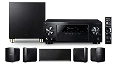 Pioneer 5.1 Home Theater System HTP-074 Review