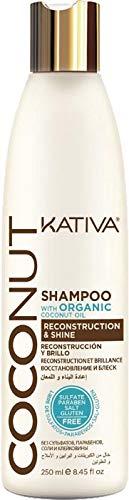 KATIVA Shampoo, 1er Pack(1 x 250 ml)