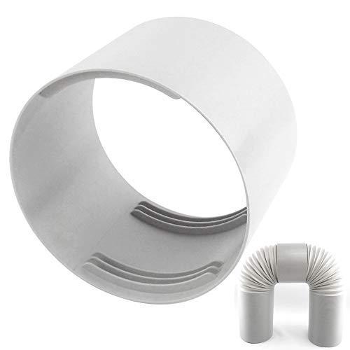lamta1k 13/15cm Exhaust Hose Connector for Portable Air Conditioner 15cm