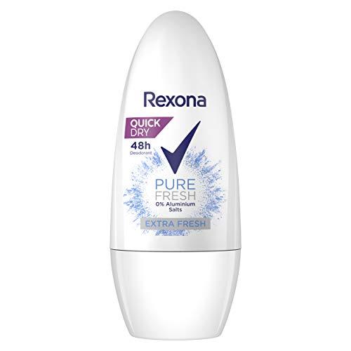 Rexona Deo Roll-On Pure Fresh ohne Aluminiumsalze 6x50 ml, 300 ml