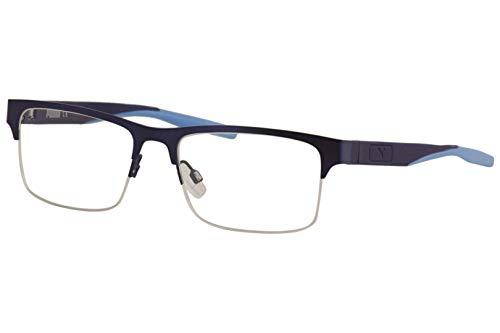 Gafas graduadas Puma PU 0233 O- 002 BLUE /