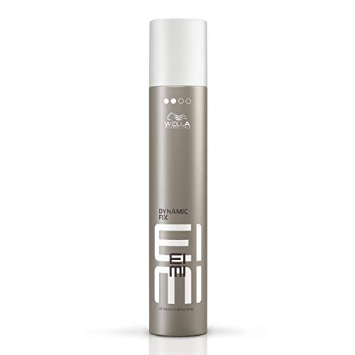Wella EIMI Dynamic Fix – 45 Sekunden Modellierspray – 1 x 300 ml