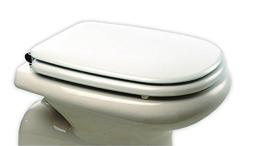 Bemis 3460CPT000 Tesi STA-TITE Sedile Copriwater Dedicato, Bianco