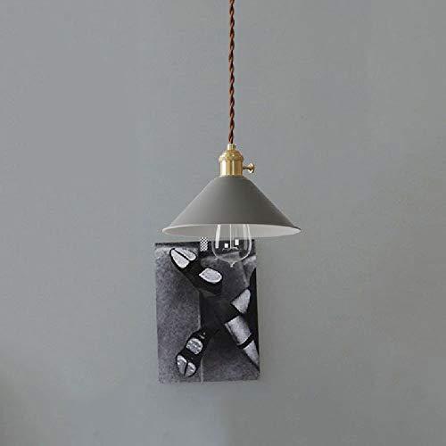 Moderne Macaron hanglamp van metaal, in hoogte verstelbaar, E27-stopcontact met hoge helderheid, restaurant, kleurrijke kleine kroonluchter voor bar, café, woonkamer, keuken (kleur