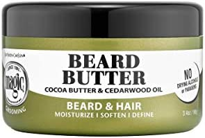 Softsheen Carson Magic Men s Grooming Conditioning Beard Butter with Cocoa Butter and Cedarwood product image