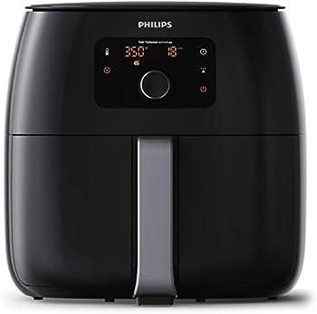 Philips HD9650/96 Twin TurboStar Technology XXL 3lb/4qt Air fryer