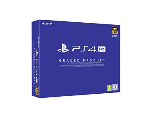 Graded Retail Ps4 Pro 1Tb B - Playstation 4 (Ricondizionata)