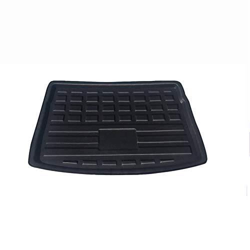 ,For Rear Trunk Mat Cargo Tray Boot Liner Carpet Protector Floor Pad,For Volkswagen For VW Golf GTI R Mk7 Hatchback 2015-2018 2019