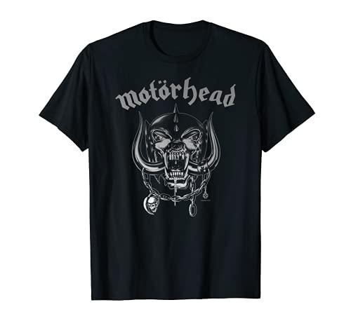 Motörhead - Metallic Warpig Camiseta
