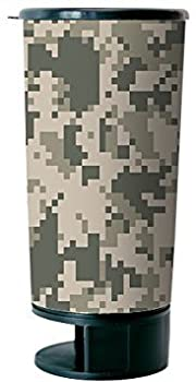 Digital Camo Spit Bud Portable Spittoon with Can Opener  The Ultimate Spill-Proof Spitter by Spitbud