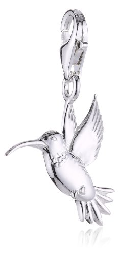 Thomas Sabo, Damen-Charm-Anhänger Kolibri Charm Club, 925 Sterling Silber, 0453-001-12