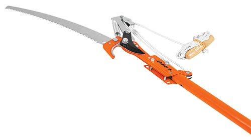 Truper Serrucho de poda con pértiga aluminio 2,4M