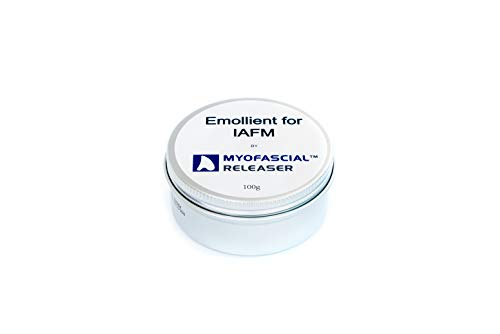 Emollient Balm for IAFM and IASTM by Myofascial Releaser - Lubrication for Manual and Instrument Assisted Massage Techniques, Myofascial Release; Made from natural ingredients