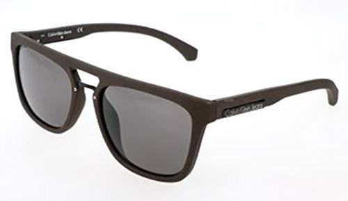 Calvin Klein 205W39nyc CKJ801S 246 55 Gafas de Sol, Espresso, Hombre