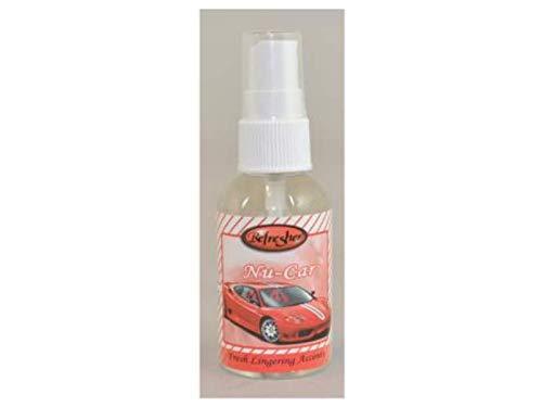 Electric Vac LLC Rogers Genuina de Actualización 2 oz Spray - Nu-Car Coche Nuevo Perfume - 621465