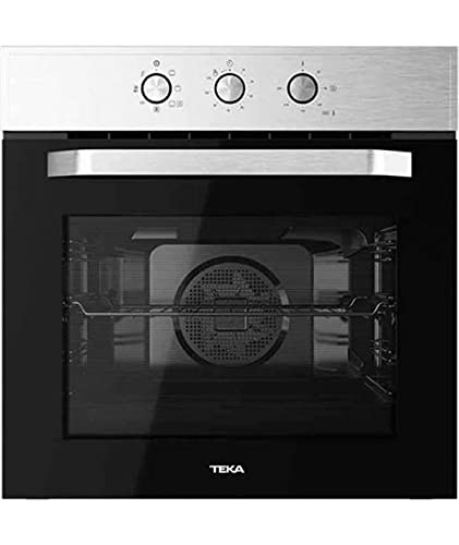Teka S0427598 Horno Multifunción Hcb6520 GT, 70 L, Acero Inoxidable, A, Stainless Steel