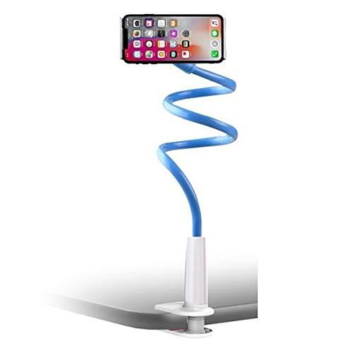 OhhGo Universele Telefoonhouder 360 Graden Draaibaar Flexibel Clip-On Nachtkastje Voor Mobiele Telefoon Tablets
