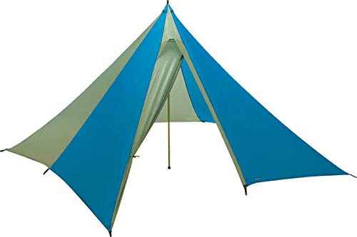 RT One Size Blue/Silver Mega Light Tent Canopies