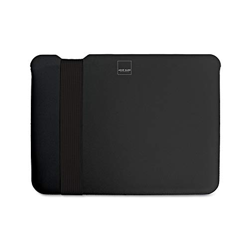Acme Made Skinny Sleeve for MacBook Air/Pro 13-Inch - Matte Black