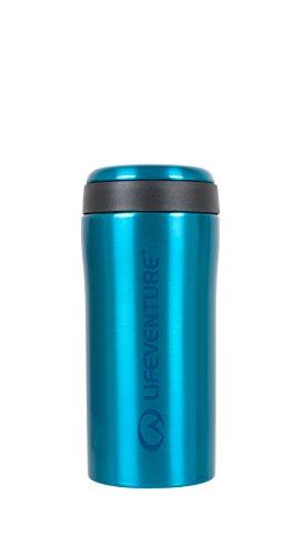 Lifeventure Doppelwandig Vakuumisoliert Isobecher, Blau, 0.3L
