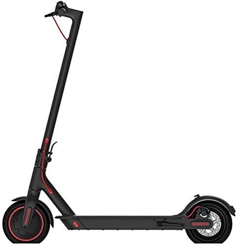 BRFDC Electric Scooter para Adultos Movimiento de Deslizamiento 2020 Plegables monopatín Electric Scooters
