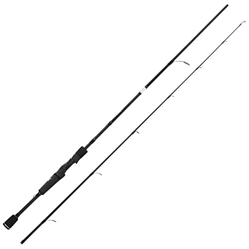 KastKing Crixus Fishing Rods, Spinning Rod 5ft 6in-Light - M...