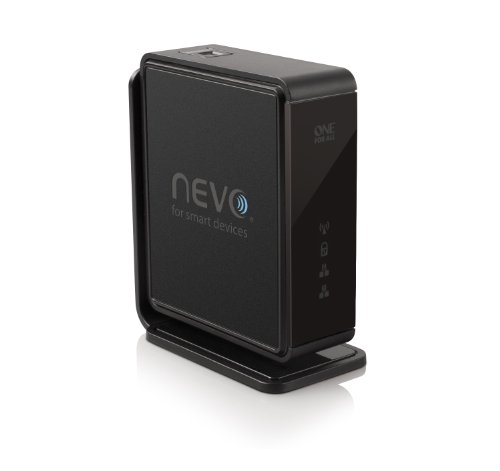 One for All URC 8800 Universal-Fernbedienung per Tablet mit Nevo WiFi-Bridge